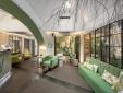 Gombit Hotel Bergamo Italy Deluxe Couch