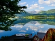 Hotel Cortisen am See Lago Wolfgang Austria Vista Lago