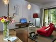Garden Suite living room area