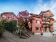 Boutique-hotel Schlussel & restaurant in Beckenried at Lake Lucerne