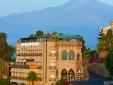 Villa Carlotta Taormina Hotel pequeño romantico