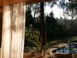 Vista des de la cabana