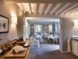 Indoor eating place - view from open floor plan kitchen