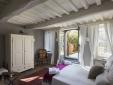 Deluxe double room 1st floor with garden terrace