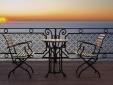 El Far de San Sebastian Costa Brava Cataluña sun set