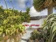 Finca Botanico Guatiza Lanzarote Canary Islands Spain Front View