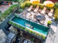 Hotel Brummell Barcelona boutique design con encanto romantico hipster central