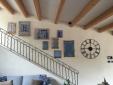 Inside Mas des Avelines - Olives and Vines Var