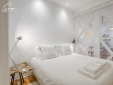 Architectural Bica Apartment bright bedroom