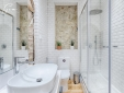 Architectural Bica Apartment bright bathroom