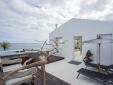 The Villa's private terrace
