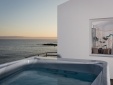 The Villa's plunge pool