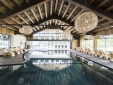 arthotel capella bienestar piscina