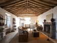 Casa de Atafona Livingroom