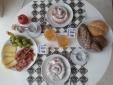 Buen desayuno en Divina Suites Hotel Boutique
