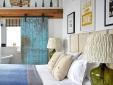 habitacion con encanto at Artist Residence hotel Pezane Conrwall