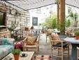 terraza con encanto room at Artist Residence hotel Pezane Conrwall