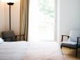 El dormitorio acero