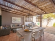 Escapada Casa Caranguejo Loulé Algarve Portugal casa de vacaciones paisaje fantástica