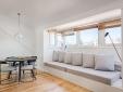 Escapada Romance Apartment Graca Lisboa Portugal renovado muebles nuevos habitaciones luminosas