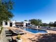 Escapada Quinta das Estrelas São Brás de Alportel Algarve piscina al aire libre terraza