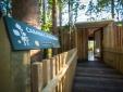 Cabañitas del Bosque - Cabanas Sen Barreiras