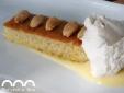 Almond cake, tipish from Menorca