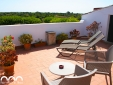 Terrace of the Superior Double Room with Countryside View