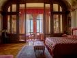 Hotel Villa del Sogno Gardone Riviera Lake Garda & Lake Iseo Italy Bedroom