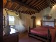 Castello di Spaltenna Tuscany Italy Apartment Bedroom