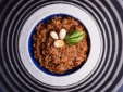 sun dried tomato pesto mandala