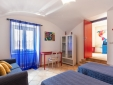 Double room of the apartment La Gerania