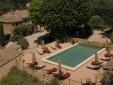 Le Clos Saint Saourde Hotel Beaumes de Vernise con encanto romantico