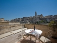 L'Hotel in Pietra Matera Basilicata Italy Private Terrace