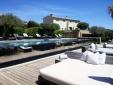 Domaine des Andéols Garden
