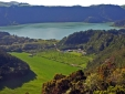 Furnasl Lake sao miguel azores