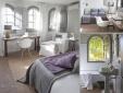 Les Hamaques Viladamat Spain Bedroom Buganvilla