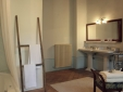 Large apartments, full of light and with antique furniture